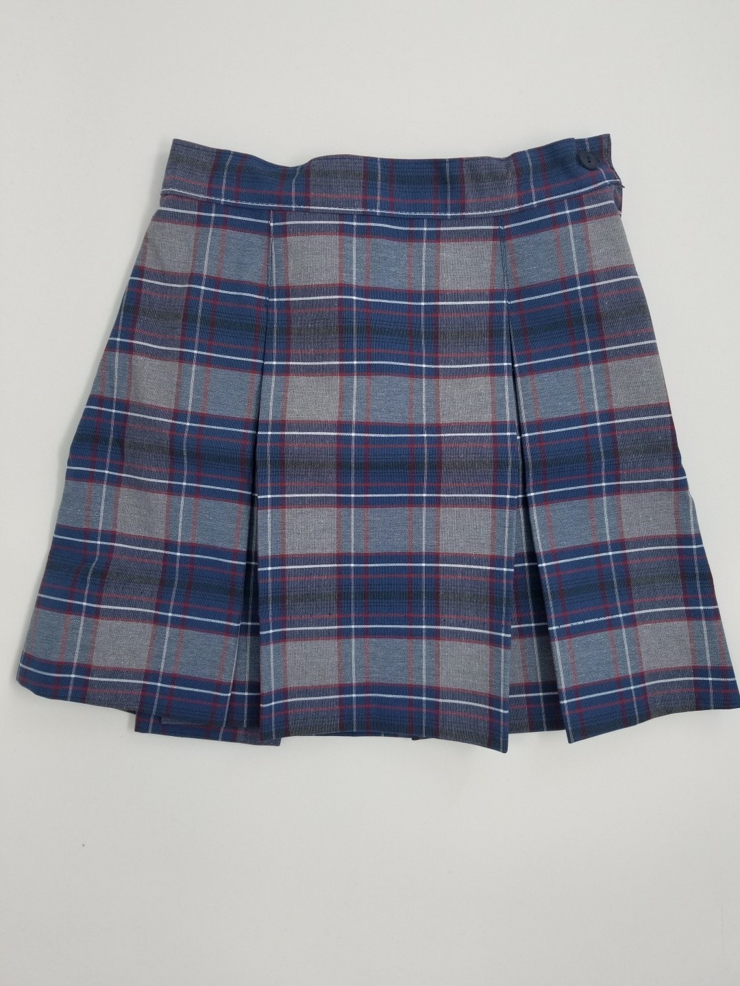 Box Pleat Skirt- Style 48