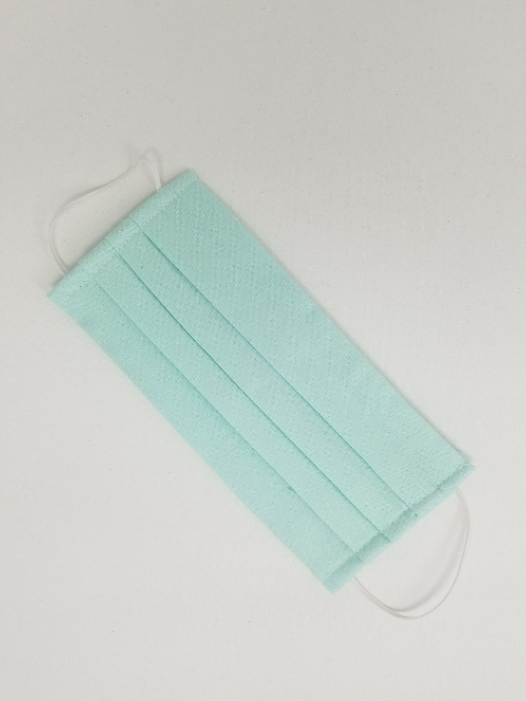Pleated Style Fabric Face Mask