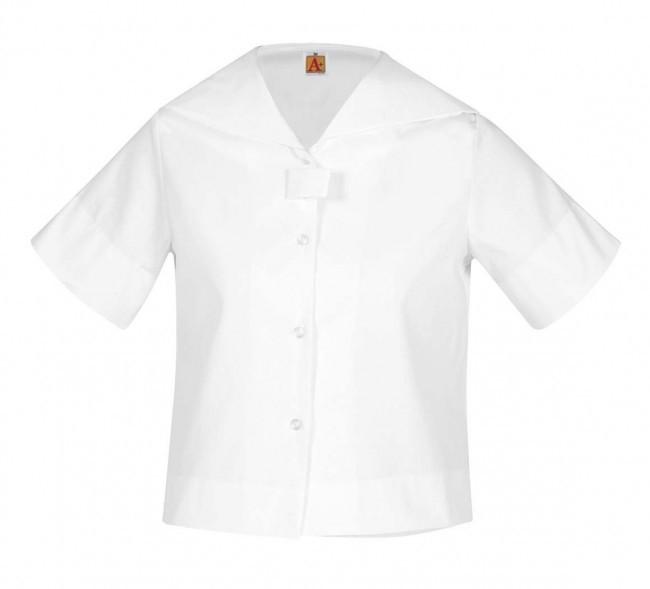 Middy (Sailor) Blouse- Short Sleeve