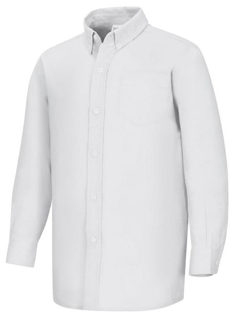 Oxford Shirt- Long Sleeve-White