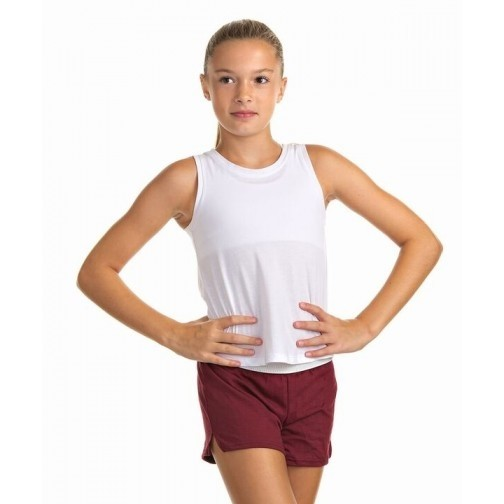 Girls Modesty Short- Solid Color