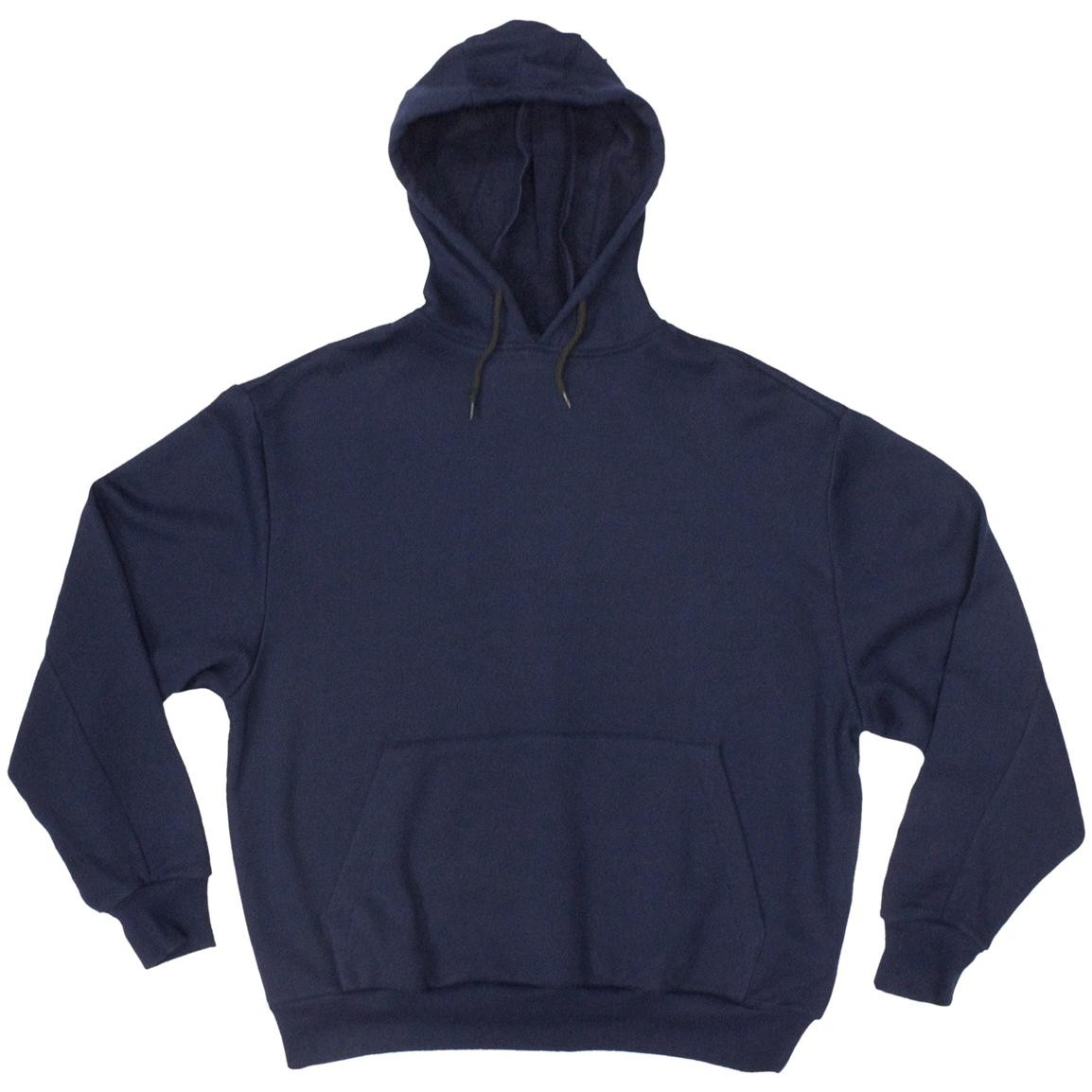 Hooded Sweatshirt-Navy
