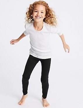 Girls Leggings (Footless Tights)