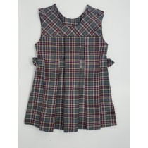 Yoke-Top Jumper- Style 65-Plaid 9