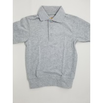 "Banded Bottom ""No Tuck"" Polo- Smooth/Jersey- Short Sleeve"