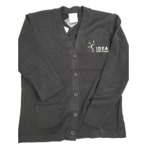 Black Cardigan Sweater for IDEA Public Schools