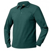 Best Value Polo Shirt- Long Sleeve