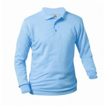 Smooth/Jersey Polo - Long Sleeve