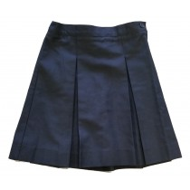 Box Pleat Skirt- Solid Color