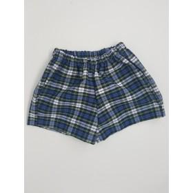 Girls Modesty Short- Plaid-Plaid 50