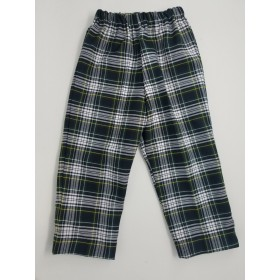 Toddler Pull On Pant- Plaid-Plaid 82