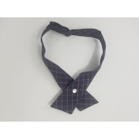 Girls Crossover Tie-Plaid 18