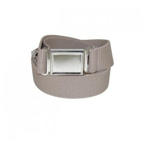 Elastic Belt with Magnetic Closure-Khaki