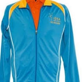 Lightweight Jacket for IDEA Public Schools-IDEA Blue