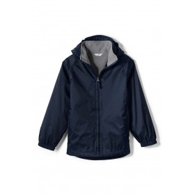Best Value Nylon Jacket with Lining-Navy