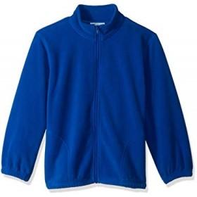 Polar Fleece Jacket- Full Zip-Royal Blue