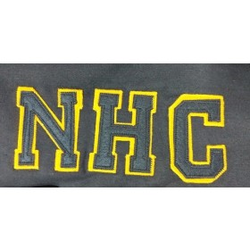 Sweatshirt with Applique Letters-New Hope Elementary Boys (Solid Letters)