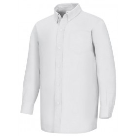 Oxford Shirt- Long Sleeve-White