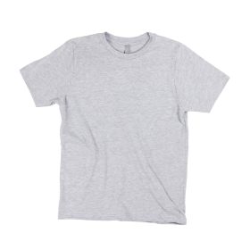 Gym T-Shirt-Ash Grey