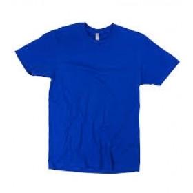 Gym T-Shirt-Royal Blue