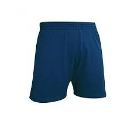 Knit Gym Short-Navy