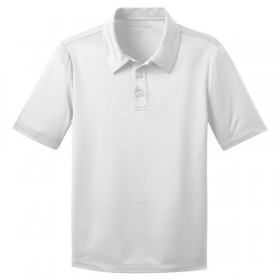 Dri-Fit Polo Shirt-White