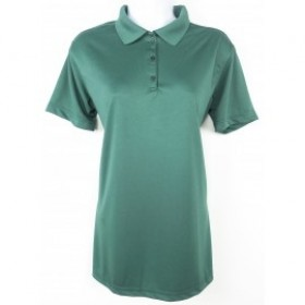 Dri-Fit Polo Shirt-Hunter Green