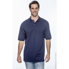 Dri-Fit Polo Shirt-Navy