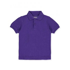 Best Value Polo Shirt- Short Sleeve-Purple