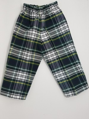 Toddler Pull On Pant- Plaid