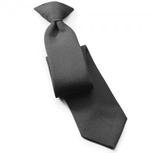 Boys Clip-on Necktie