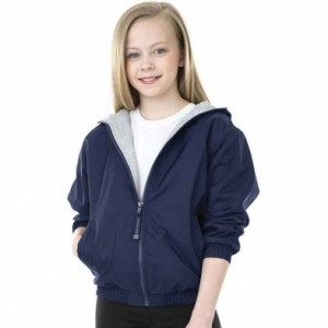 Hooded Jacket with Lining