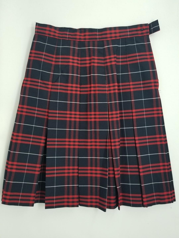 Stitch Down Pleat Skirt- Style 11