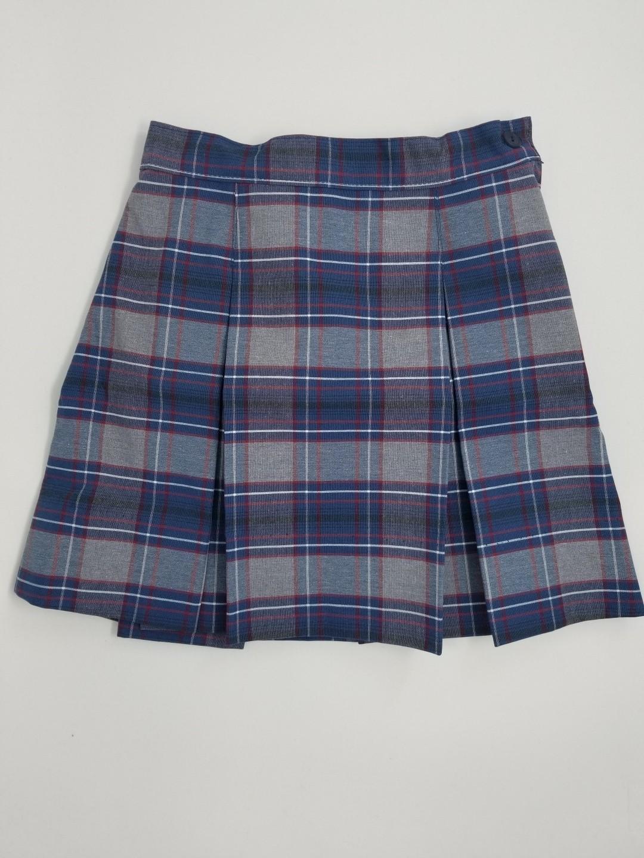 Box Pleat Skirt- Style 48