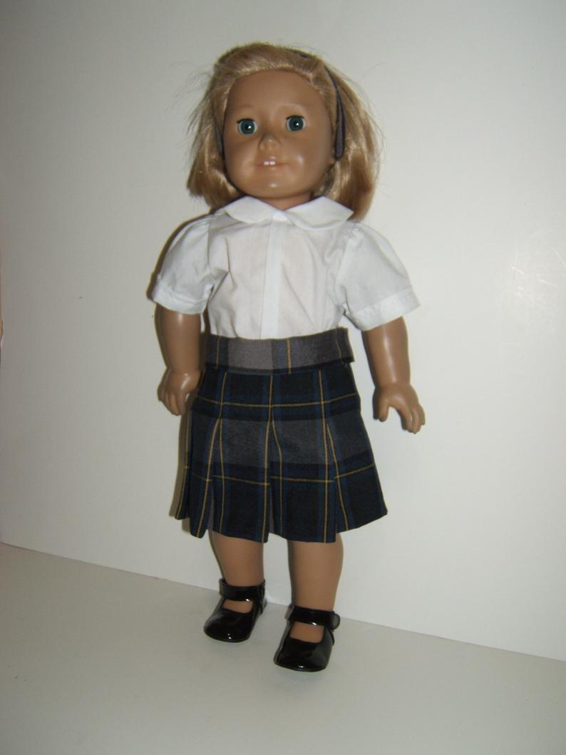 "18"" Doll Blouse"