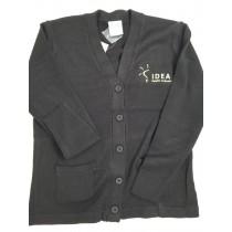 Black Cardigan Sweater for IDEA Public Schools