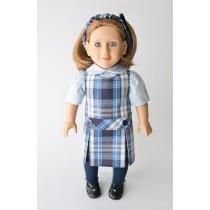 """18"""" Doll Drop-waist Jumper"""