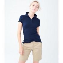 Girl Fit Polo- Short Sleeve