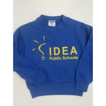 Sweatshirt for IDEA Public Schools-IDEA Blue