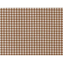 YOUNG FASHIONS PLAID 01 (BROWN GINGHAM)