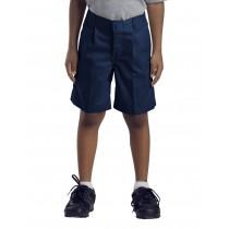 Boys Pleated Shorts