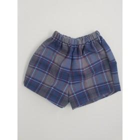 Girls Modesty Short- Plaid-Plaid 20