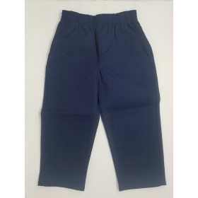 Toddler Pull-On Pant- Solid Colors-Navy