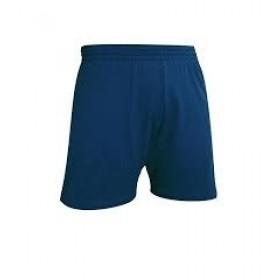 Knit Gym Short-Navy