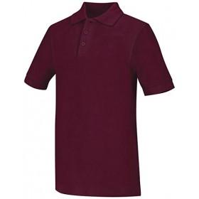 Dri-Fit Polo Shirt-Maroon