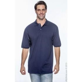 Dri-Fit Polo Shirt-Navy