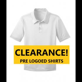 CLEARANCE!- NHC Prelogoed Shirts-NHCPRELOGO