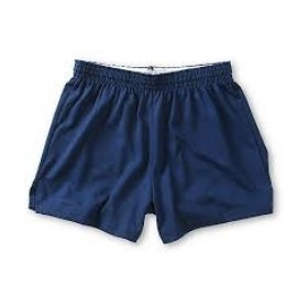 Girls Modesty Short- Solid Color-Navy