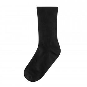 Crew Sock-Black