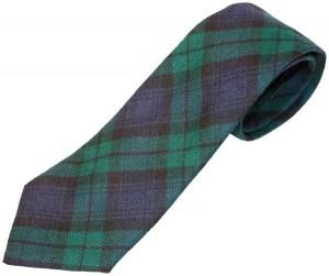 Girls 4-in-hand Tie